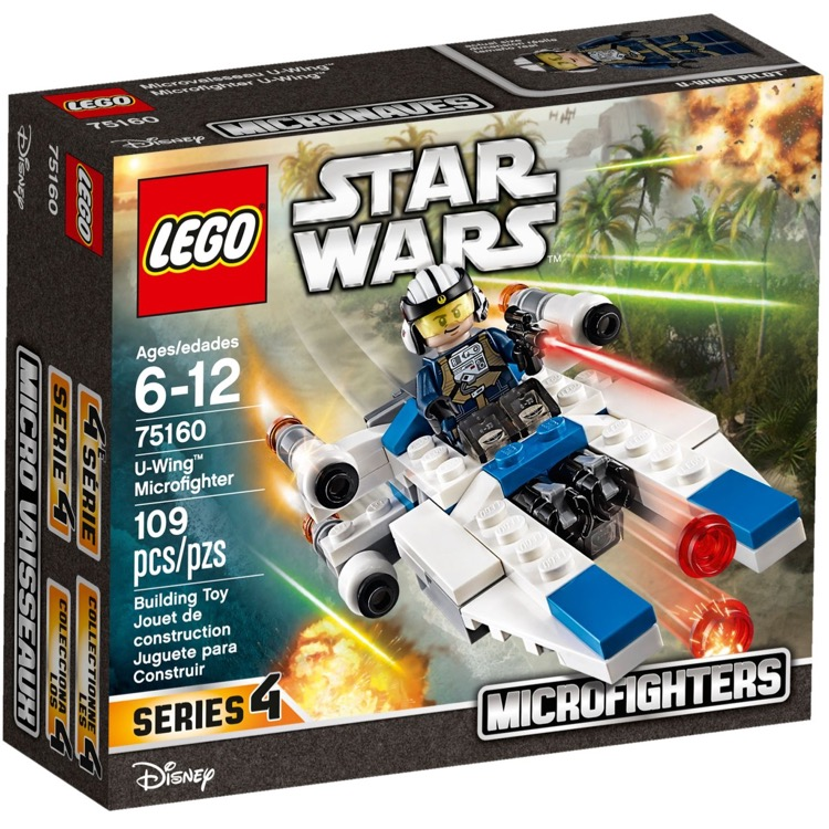 LEGO Star Wars Sets: 75160 U-wing NEW