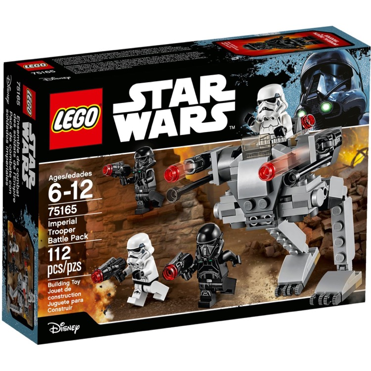 LEGO Star Wars Sets: 75165 Imperial Trooper Battle Pack NEW