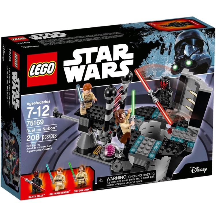 LEGO Star Wars Sets: 75169 Duel on Naboo NEW