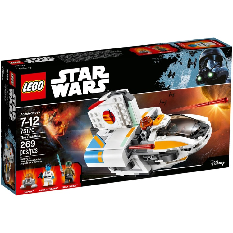 LEGO Star Wars Sets: 75170 The Phantom NEW