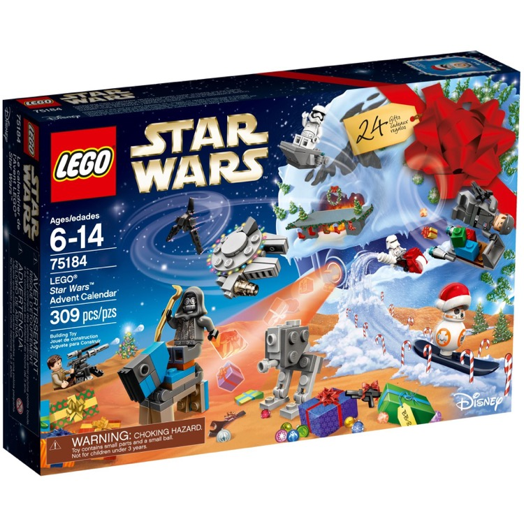 LEGO Star Wars Sets: 75184 Star Wars Advent Calendar NEW