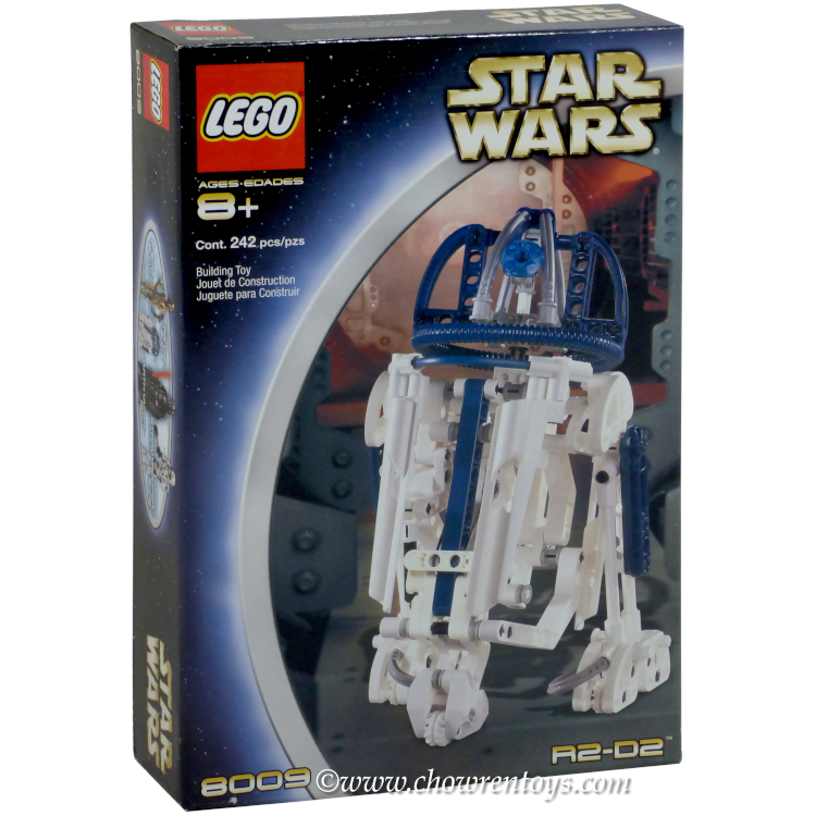 LEGO Star Wars Sets: TECHNIC Classic 8009 R2-D2