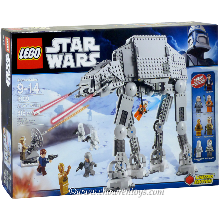 Star Wars Lego Toys : Lego star wars sets classic at walker new