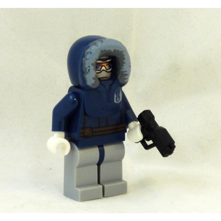 LEGO Minifigure: LEGO Star Wars Anakin Skywalker Hoth (SW263) + ...