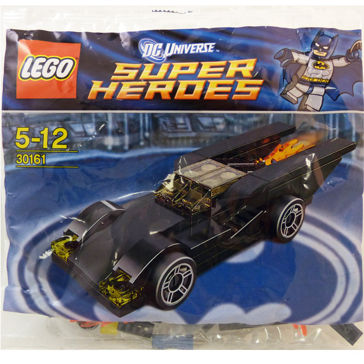 LEGO Super Heroes Sets: DC Comics 30161 Batmobile NEW