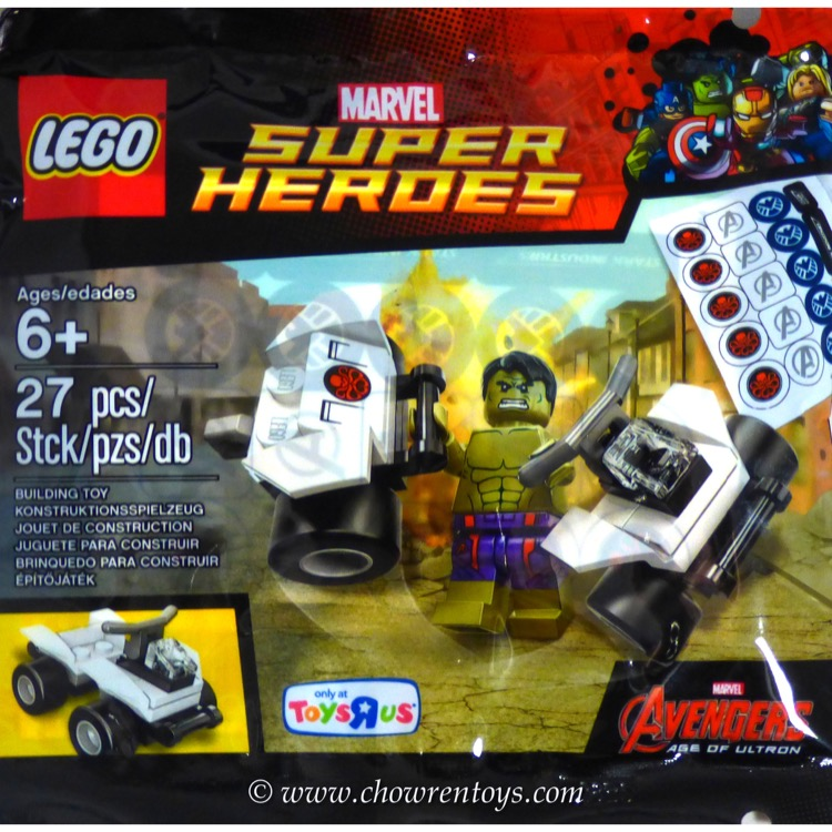 LEGO Super Heroes Sets: Marvel 5003084 The Hulk NEW