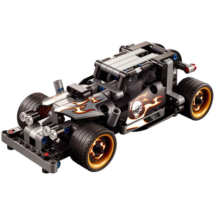 lego technic sets 42046 getaway racer new. Black Bedroom Furniture Sets. Home Design Ideas
