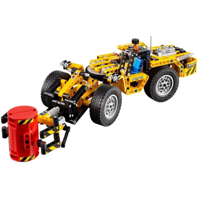 lego technic sets 42049 mine loader new. Black Bedroom Furniture Sets. Home Design Ideas