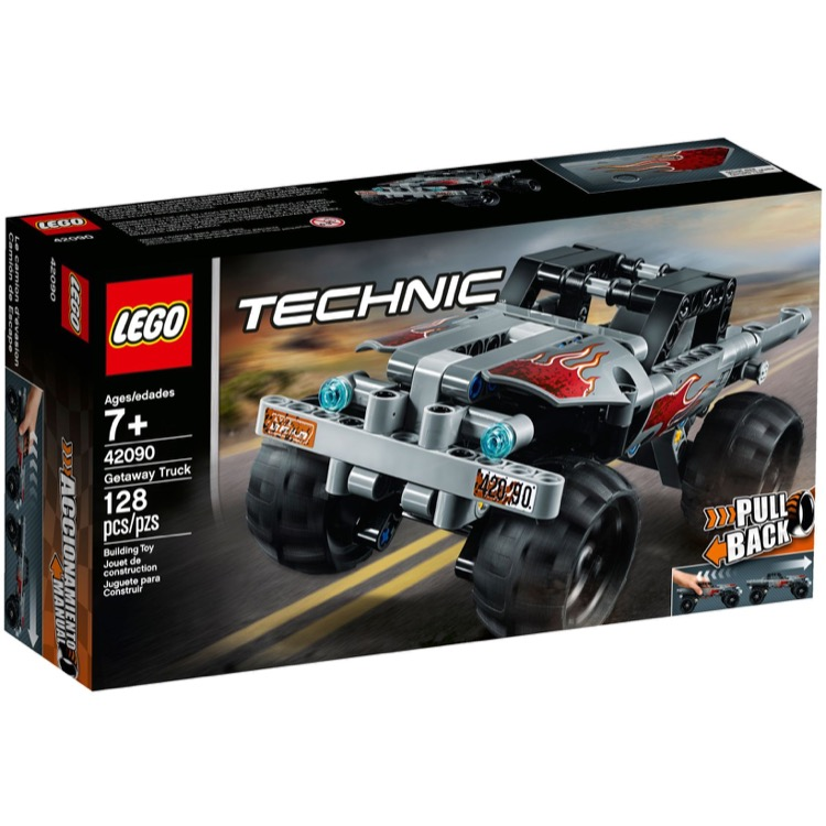 LEGO Technic Sets: 42090 Getaway Truck NEW