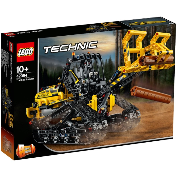 LEGO Technic Sets: 42094 Tracked Loader NEW