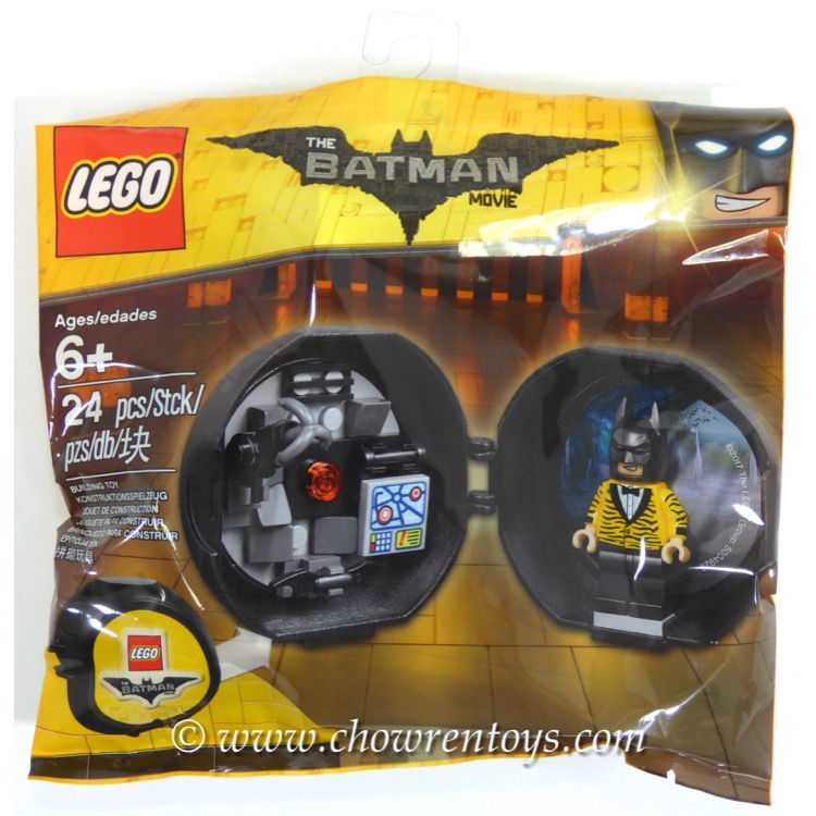 LEGO The LEGO Batman Movie Sets: 5004929 Batman Battle Pod NEW