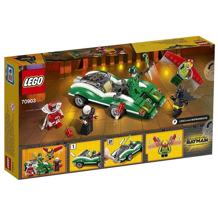 LEGO The LEGO Batman Movie Sets: 70903 The Riddler Riddle ... Lego Batman 2 Sets