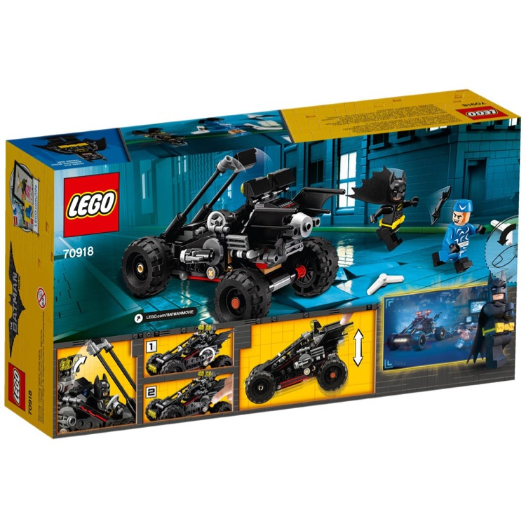 LEGO The LEGO Batman Movie Sets: 70918 The Bat-Dune Buggy NEW Lego Batman 2 Sets