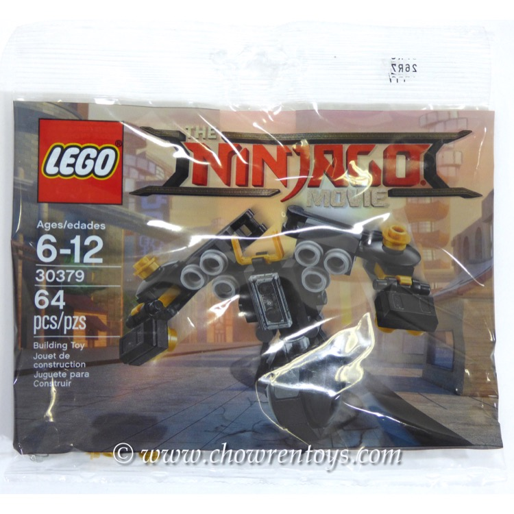 LEGO The LEGO Ninjago Movie Sets: 30379 Quake Mech NEW