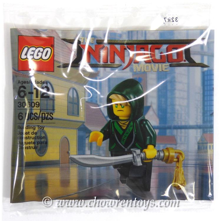 LEGO The LEGO Ninjago Movie Sets: 30609 Lloyd NEW