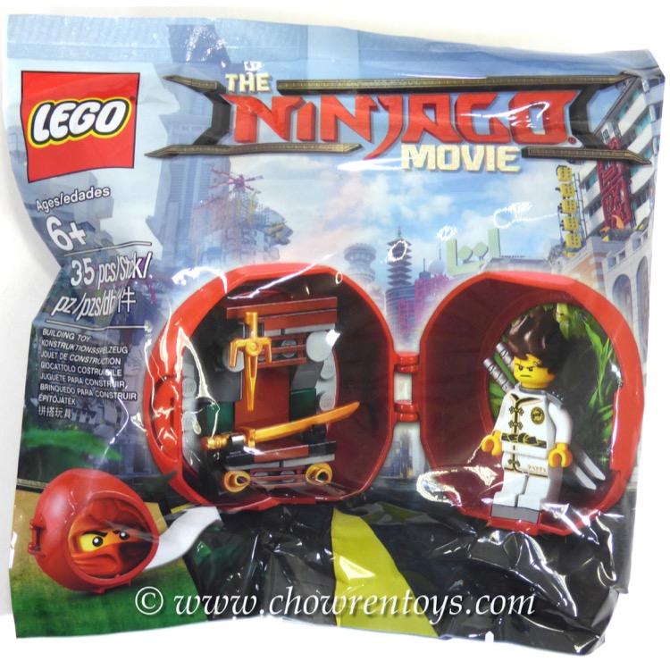 LEGO The LEGO Ninjago Movie Sets: 5004916 Kai's Dojo Pod NEW