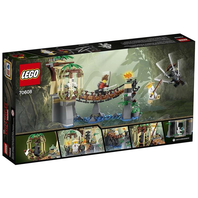 LEGO The LEGO Ninjago Movie Sets: 70608 Master Falls NEW