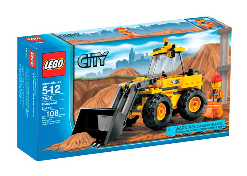 LEGO Town Sets: City 7630 Front-End Loader NEWLEGO?Ž?Town Sets:?Ž?City 7630 Front-End Loader NEW