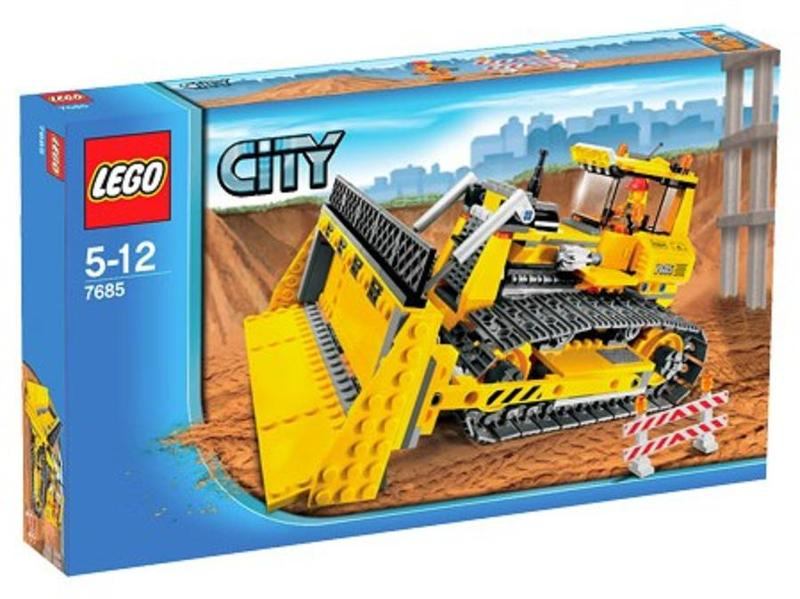 LEGO Town Sets: LEGO City 7685 Dozer NEWLEGO Town Sets: LEGO City 7685 Dozer NEW