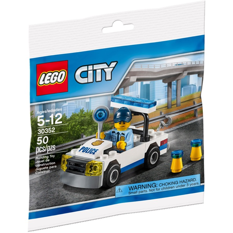 LEGO Town Sets: City 30352 Police Car NEW