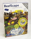 ReefScape Model Series 3: Custom LEGO RS0311 Large Emperor Angelfish NEW