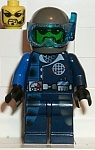 LEGO Minifigures: LEGO Alpha Team / Mission Deep Sea Charge (ALP015) NEW