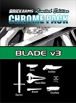 BrickArms: Chrome Pack - Blade V3 NEW