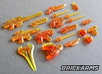 BrickArms: Fire Pack NEW