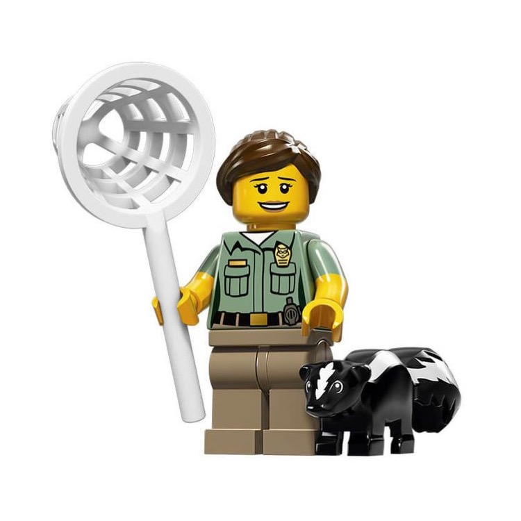 LEGO Collectible Minifigures: 71011 Series 15 Animal Control NEW