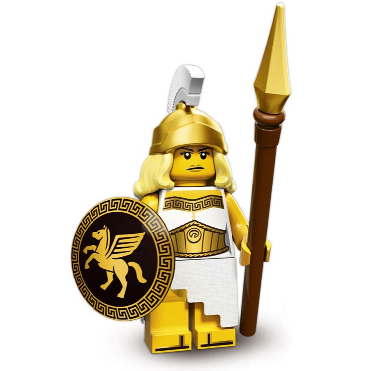 LEGO Collectible Minifigures: 71007 Series 12 Battle Goddess NEW