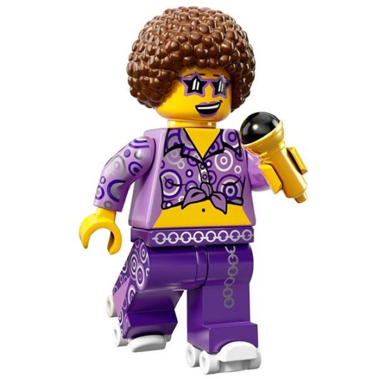 LEGO Collectible Minifigures: 71008 Series 13 Disco Diva NEW