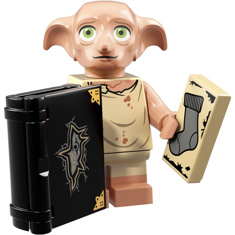 LEGO Collectible Minifigures: 71022 Harry Potter Series Dobby NEW