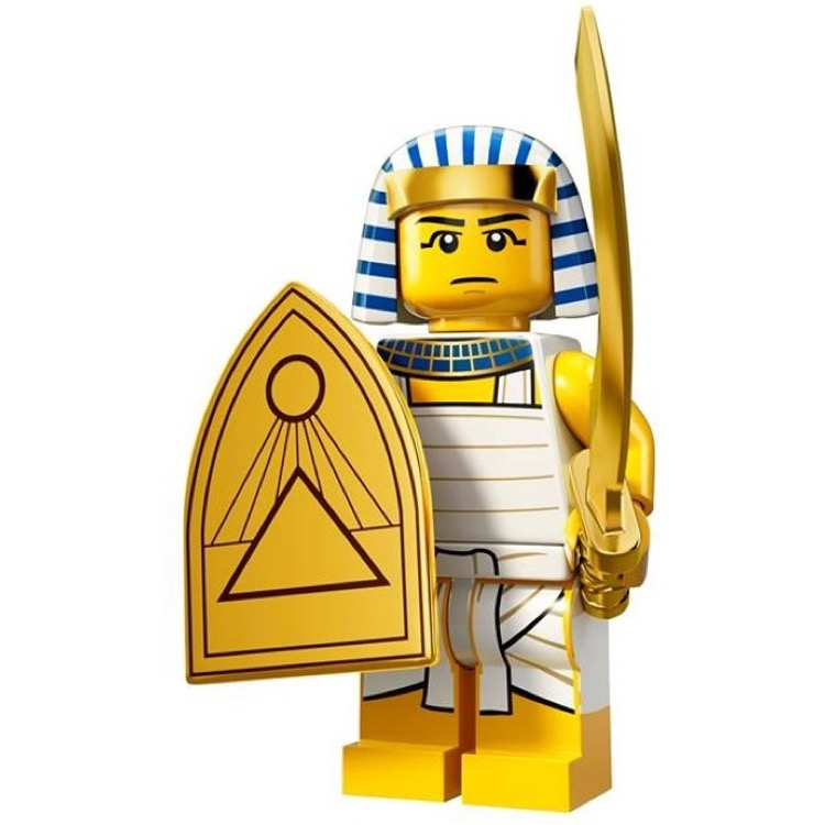 LEGO Collectible Minifigures: 71008 Series 13 Egyptian Warrior NEW