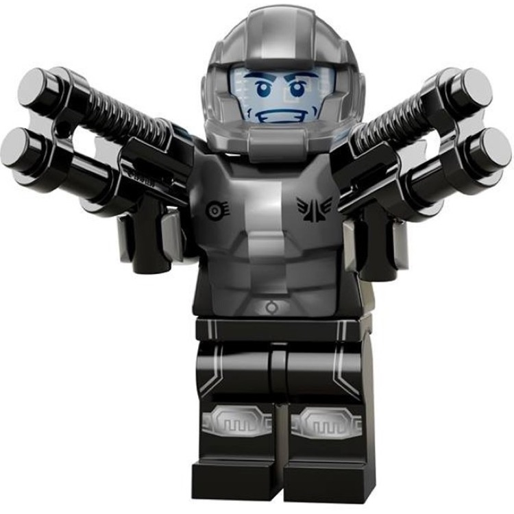 LEGO Collectible Minifigures: 71008 Series 13 Galaxy Trooper NEW
