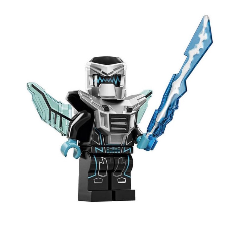 LEGO Collectible Minifigures: 71011 Series 15 Laser Mech NEW