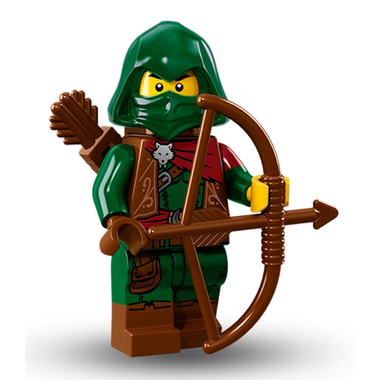 LEGO Collectible Minifigures: 71013 Series 16 Rogue NEW