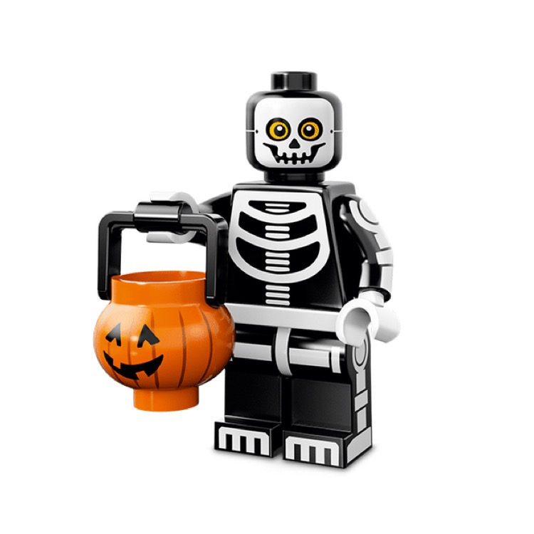 LEGO Collectible Minifigures: 71010 Series 14 Skeleton Guy NEW