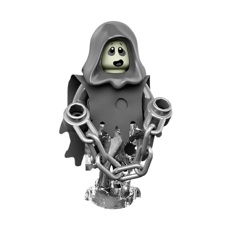 LEGO Collectible Minifigures: 71010 Series 14 Specter NEW