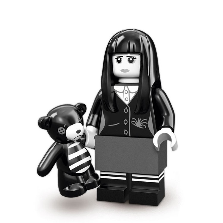 LEGO Collectible Minifigures: 71007 Series 12 Spooky Girl NEW