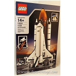 LEGO Exclusives Sets: Advanced Models 10231 Shuttle Expedition NEW *Rough Shape*