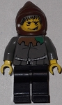 LEGO Minifigure: LEGO Studios / Monsters Hunchback without Basket (HRF008) NEW
