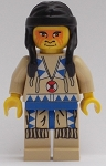 LEGO Minifigure: LEGO Western Indian (WW016) NEW