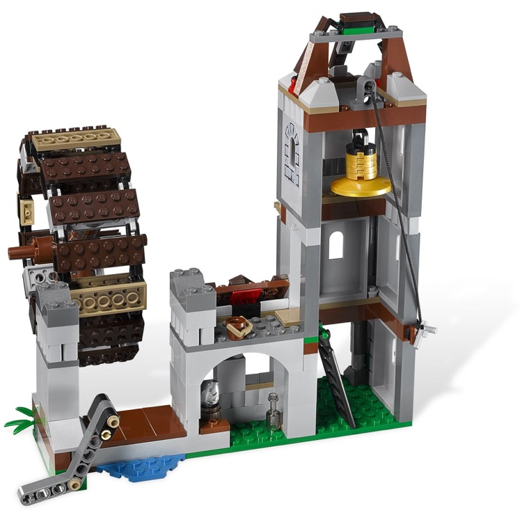 LEGO Pirates of the Caribbean Sets: 4183 The Mill NEW