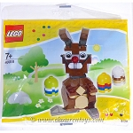 LEGO Seasonal Sets: 40018 Easter Bunny NEW