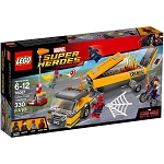 LEGO Super Heroes Sets: Marvel 76067 Tanker Truck Takedown NEW