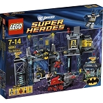 LEGO Super Heroes Sets: 6860 The Batcave NEW