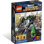 LEGO Super Heroes Sets: LEGO DC Universe 6862 Superman_ vs. Power Armor Lex NEW