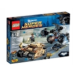 LEGO Super Heroes Sets: DC Universe 76001 The Bat vs. Bane: Tumbler Chase NEW