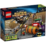 LEGO Super Heroes Sets: DC Universe 76013 Batman: The Joker Steam Roller NEW
