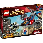 LEGO Super Heroes Sets: Marvel Universe 76016 Spider-Helicopter Rescue NEW